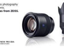 蔡司将发布Batis 135mm和Loxia 85mm