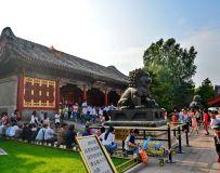 北京颐和园印象