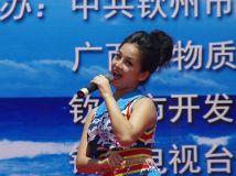 民族山歌手