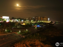 月光下的中国水都