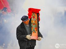 """""""百天羊""""杯2015第2期月赛""""年味"""" ---迎财神"""