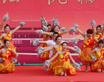 祝福祖国健身舞蹈赛5