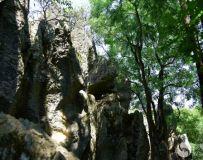 石林—山林耸立