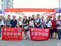 光影中国网聚焦广西融安县龙舟节之美食街