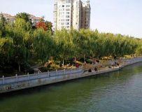 白河游览区采风——梅城公园一景
