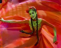舞蹈----丝路红