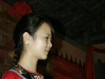【土家女儿(3)】——拍于三峡人家景区