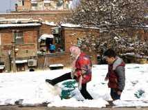 今年第一场雪