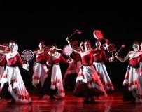 舞蹈-藏族热巴鼓舞