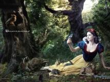 安妮·莱博维茨的梦幻肖像