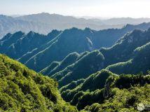 老界岭群山