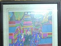 【融安】走进广西三江侗族农民画家村