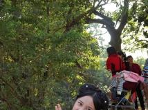 仙女下凡---广州香雪公园活动(5P)