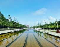 《川大新校区》(手机拍摄)