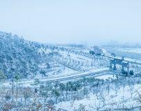 《山城瑞雪》