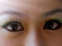 (试)眼睛后期