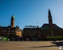 丹麦行。市政厅广场(2)