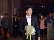 新郎新娘婚礼典堂