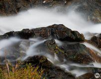 秋日的小溪