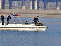 渔政执法在行动。光影中国网2016年12月27日下午记实