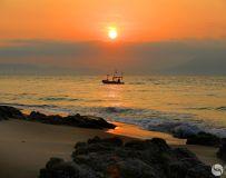 南海的早晨