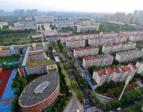 登高望远看郑州