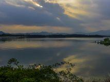 太公湖的傍晚