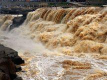 黄河在咆哮
