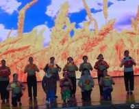 豫剧、朝阳沟、垌头村演出