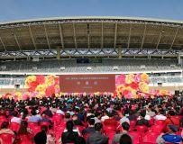 中国南阳第十五届玉雕文化节暨第九届月季花会。光影中国网南阳采风记实。