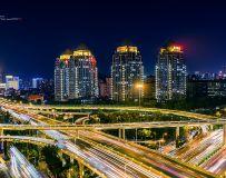 泉  城  夜  色