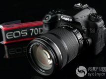 佳能EOS 70D单反套机(18-135mm)售价