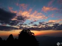 【2015年第一期月赛】黄山日出