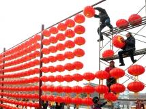 14年第二期月赛《喜迎春节》