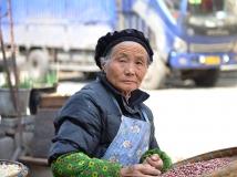 贵州毕节赫章乡下人物速写