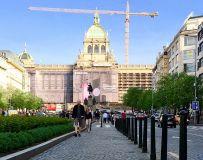 东欧游-布拉格-瓦茨拉夫广场 2