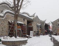 莫愁村的雪