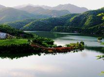 《秀美石门湖》