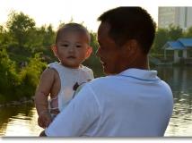 【13年第6期月赛】父与子