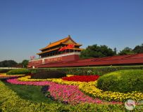 天安门广场——拍自2017年国庆的照片(2)