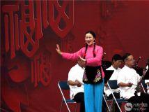 北京东城区百姓周末大舞台演出纪实——歌剧《小二黑结婚》选段
