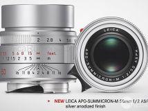 土豪专享 徕卡APO 50mm F2.0将推银色版