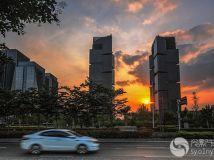 郑东新地标----双子塔