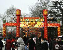 北京新春庙会集锦(2)——龙潭湖庙会之十七