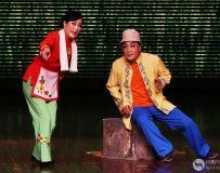江苏小戏《稻草人》剧照 摄于全国基层院团戏曲会演 (10)