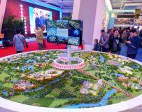 """""""砥砺奋进的五年""""大型成就展在北京展览馆展出手机版(4)"""