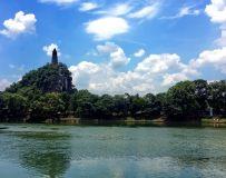 江东渔村(手机拍摄)