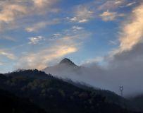 雾罩五台山