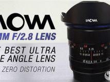 号称零畸变 老蛙LAOWA 12mm f2.8正式发布