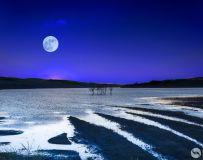 《念湖月》